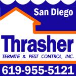 Thrasher Termite & Pest Control San Diego County