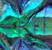 Green June Bug Jewel Colors