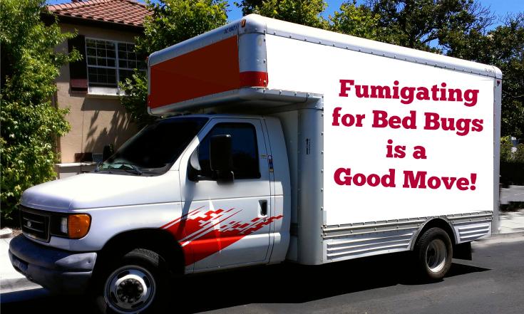 fumigate mattress