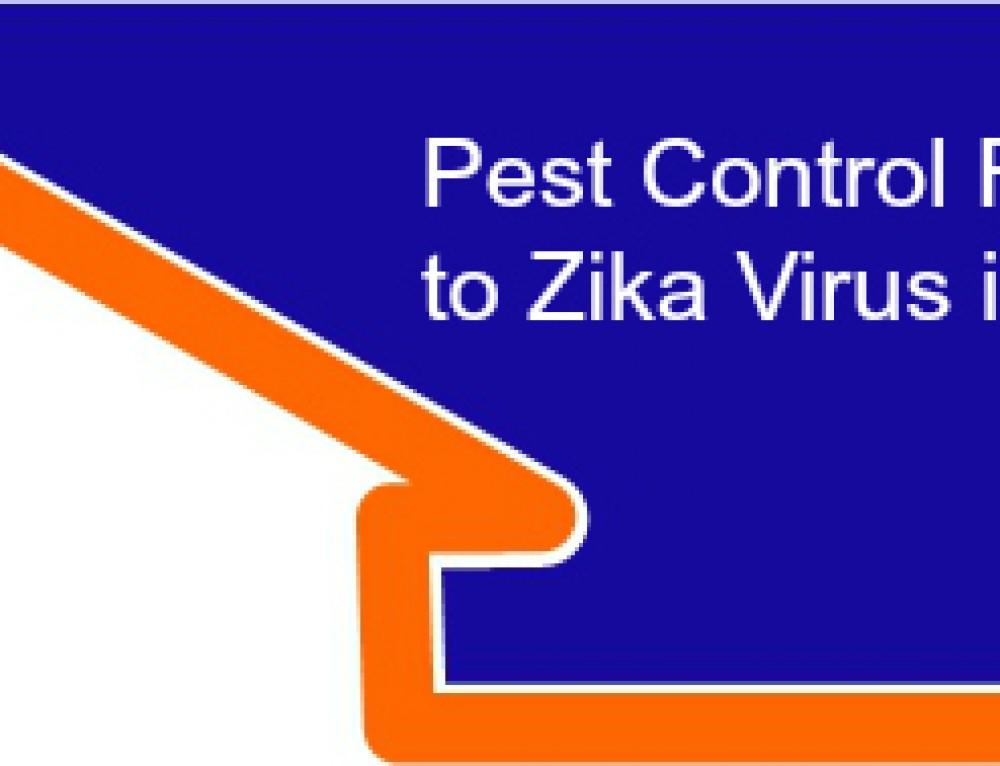 Zika Virus in the U.S.–Pest Control Response