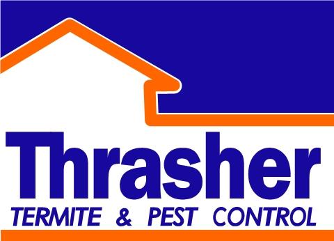 Thrasher Termite & Pest Control Logo
